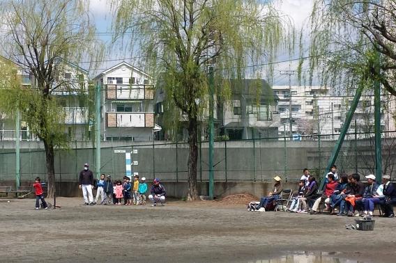 選手大募集!体験会のお知らせ4/13