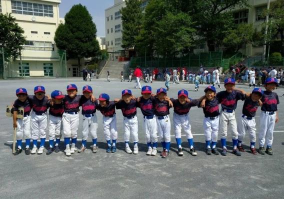 第16回・青葉区Tボール野球春季大会開会式(5/15)